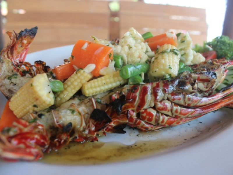 Grill Main Lobster